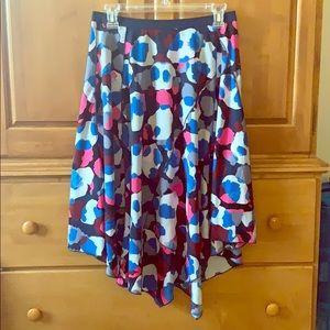 Banana Republic Handkerchief Hem Skirt